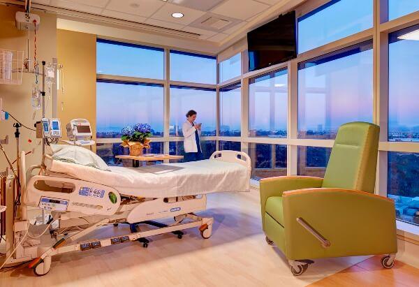 Стационарное лечение в клинике